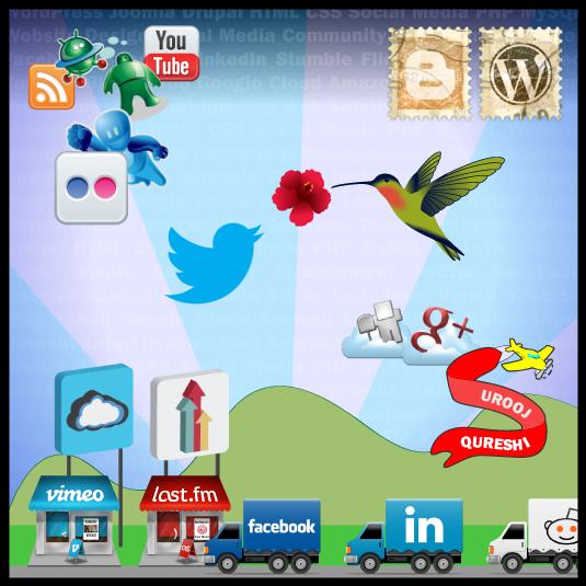 Katari Web Social Media